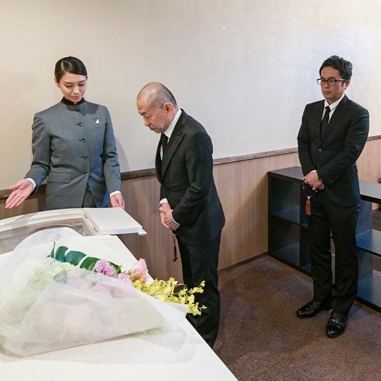 15万円直葬(火葬式)セットプランのイメージ写真