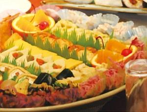 精進料理の写真