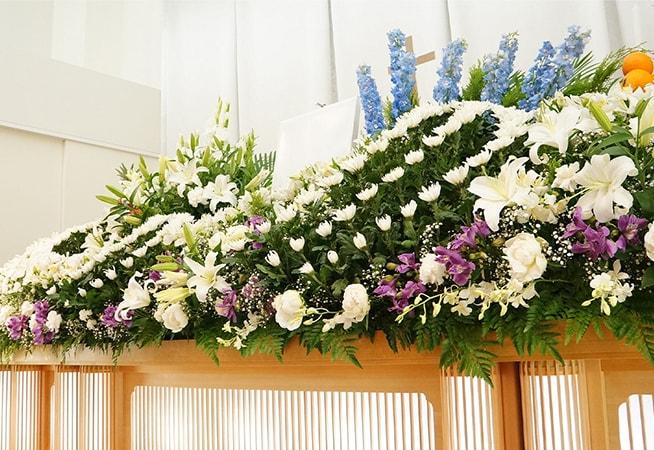 キリスト教式の祭壇