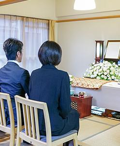 一日葬10名様プランのイメージ