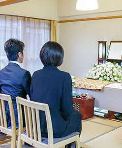 家族葬10名様プランのイメージ
