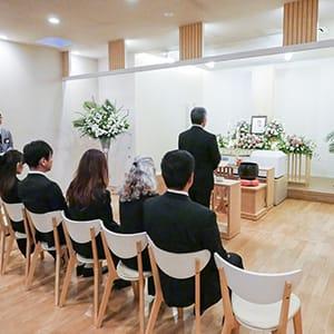 50万円家族葬セットプランのイメージ