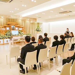60万円家族葬セットプランのイメージ