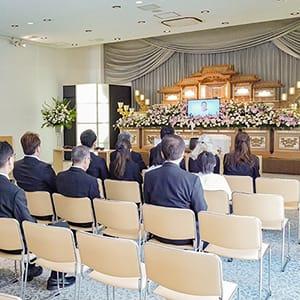 80万円一般葬セットプランのイメージ