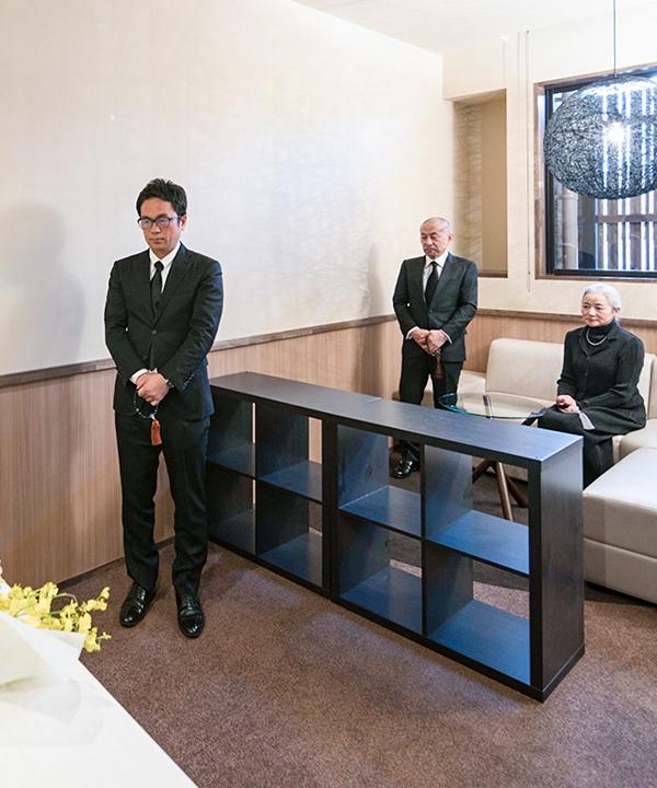 直葬プランのイメージ