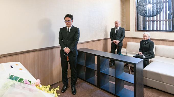 直葬プランのイメージ写真
