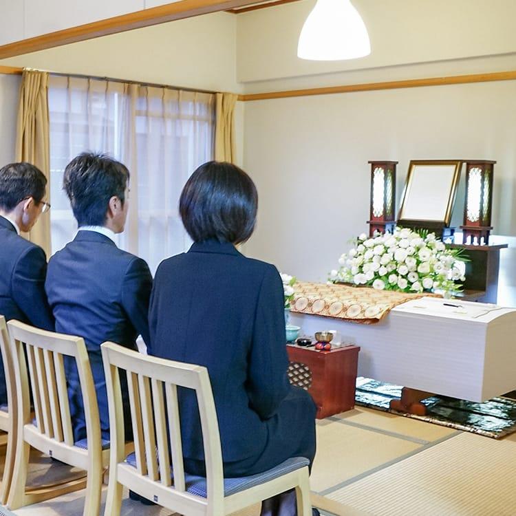 一日葬10名様プランのイメージ写真