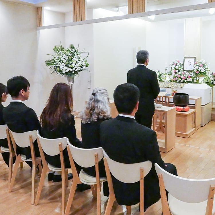 一日葬25名様プランのイメージ写真