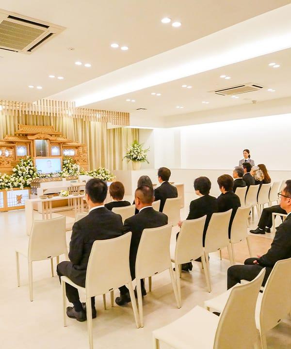 家族葬30名様プランのイメージ