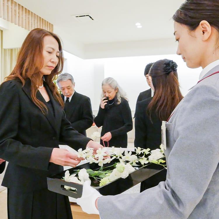 一日葬30名様プランのイメージ写真