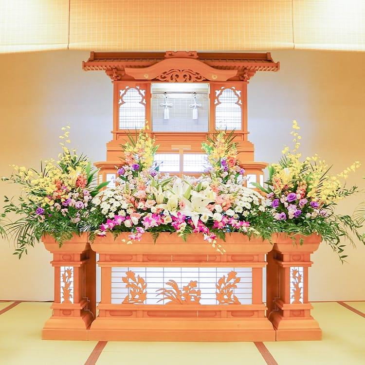 2Fホール・祭壇